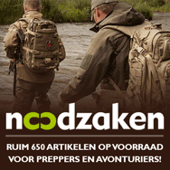 Noodzaken - Emergency & outdoor supplies