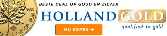 Hollandgold.nl - Beste deal voor goud en zilver
