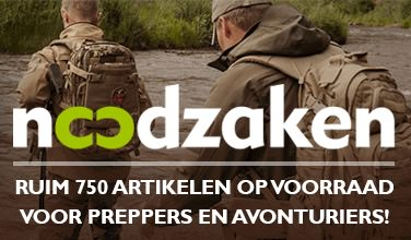 Noodzaken.nl - Emergency & Outdoor Supplies
