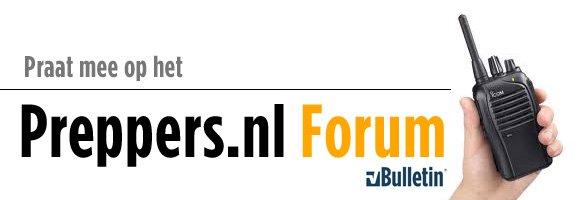 Praat mee op het Preppers.nl forum